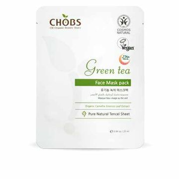 CHOBS Green Tea Mask Pack